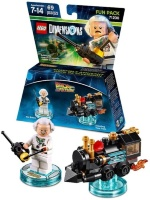 LEGO Dimensions Fun Pack (71230) - Back to the Future