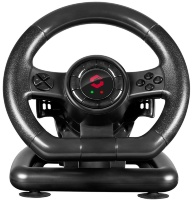 Руль Speedlink BLACK BOLT Racing Wheel (PC) Black