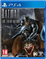 Batman: The Telltale Series The Enemy Within [PS4]