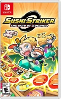 Sushi Striker: The Way of Sushido [Switch]