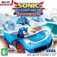 Sonic & All Stars Racing Transformed [РC]