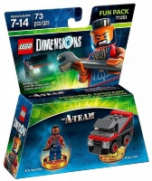 LEGO Dimensions Fun Pack (71251) - The A-Team