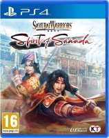 Samurai Warriors: Spirit of Sanada [PS4]