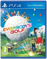 Everybody's Golf [PS4]