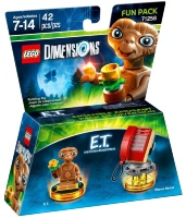 LEGO Dimensions Fun Pack (71258) - E.T. the Extra-Terrestrial