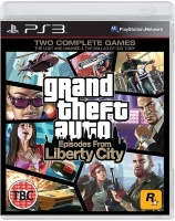 Grand Theft Auto (GTA): Episodes From Liberty City [PS3]