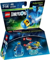 LEGO Dimensions Fun Pack (71214) - Lego Movie (Benny, Benny's Spaceship)
