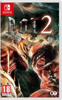 Attack on Titan 2 (A.O.T 2) [Switch]