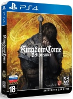 Kingdom Come Deliverance (Steelbook Edition) [PS4]