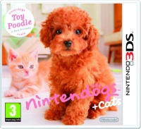 Nintendogs + Cats. Toy Poodle & New Friends [3DS]