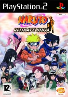 Naruto: Ultimate Ninja [PS2]