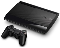 PlayStation 3 500 GB Super Slim (Б/У)