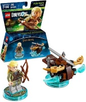 LEGO Dimensions Fun Pack (71219) - Lord of the Ring (Legolas, Arrow Launcher)