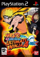 Naruto: Ultimate Ninja 4 [PS2]