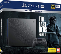 Sony PlayStation 4 Pro The Last Of Us: Part II Limited Edition (1Tb)