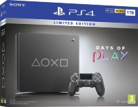 Sony PlayStation 4 Slim Days of Play. Limited Edition (1Tb)