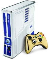Xbox 360 Slim 500Gb White Star Wars Edition