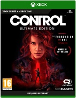 Control Ultimate Edition [Xbox One\Series X]