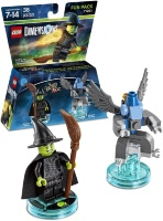 LEGO Dimensions Fun Pack (71221) - Wizard of Qz Wicked (Wicked Witch, Winded Monkey)