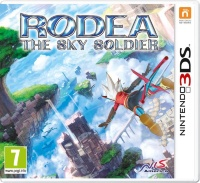 Rodea The Sky Soldier [3DS]