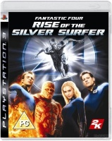 Fantastic Four: Rise of the Silver Surfer [PS3]