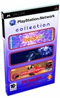 PlayStation Network Collection (Beats, flOw, Syphon Filter: Combat Ops) [PSP]