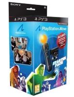 Sony PlayStation Move Starter Pack (PSMove + Camera) (Б/У)