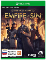 Empire of Sin [Xbox One/Series X]