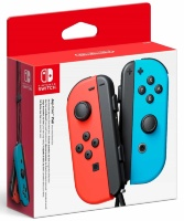2 Контроллера Joy-Con (neon red\neon blue)