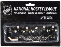 Команда игроков Pittsburgh Penguins для хоккея Stiga