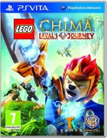 LEGO Legend of Chima: Laval's Journey [PS Vita]