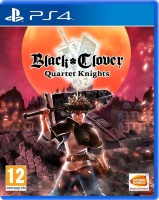 Black Clover: Quartet Knights [PS4]