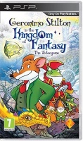 Geronimo Stilton in the Kingdom of Fantasy (Приключения Мышонка) [PSP]