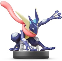Фигурка Amiibo - Greninja (Грениндзя ) (Super Smash Bros Коллекция)