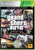 Grand Theft Auto (GTA): Episodes From Liberty City [Xbox 360]
