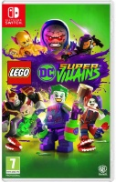LEGO Суперзлодеи DC (Supervillains DC) [Switch]