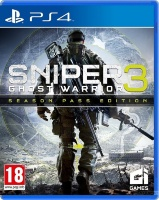 Sniper: Ghost Warrior 3 (Season Pass Edition) [PS4]