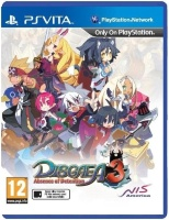 Disgaea 3: Absence of Detention [PS Vita]