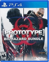 Prototype Biohazard Bundle (Prototype 1 + 2) [PS4]