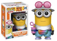 Фигурка Funko POP! Vinyl: Despicable Me 3: Jerry Tourist 13427