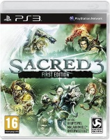 Sacred 3 (First Edition) [PS3]