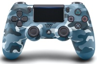 DualShock 4 (Blue Camouflage) [PS4]