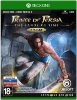 Prince of Persia: The Sands of Time Remake [Xbox One\Series X]
