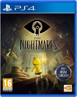 Little Nightmares (Deluxe Edition) [PS4]