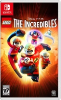LEGO Суперсемейка (The Incredibles) [Switch]