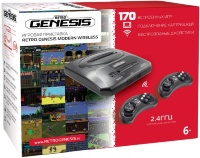 Retro Genesis Modern Wireless (170 игр)