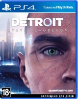 Detroit Become Human [PS4]