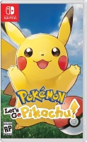 Pokemon: Let's Go, Pikachu! [Switch]