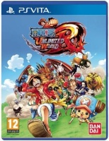 One Piece Unlimited World Red [PS Vita]