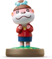 Фигурка Amiibo - Lottie (Animal Crossing Коллекция)